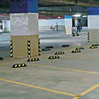Rubber Parking Block