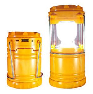 Solar LED Rechargeable Lamp 02