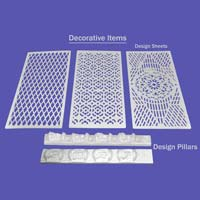 EPS Decorative Items