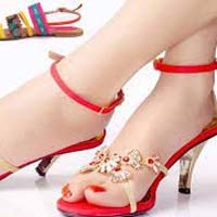 Ladies Heel Sandals