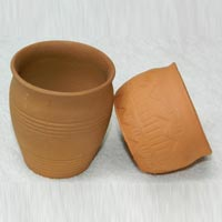 Terracotta Glasses 08