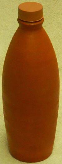 Terracotta Water Bottle 02
