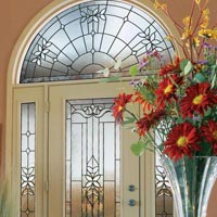 Decorative Window Glass 06