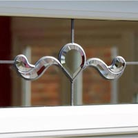 Decorative Window Glass 09