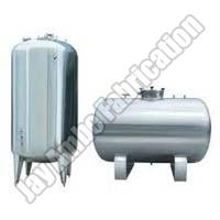Stainless Steel Milk Storage Tanks