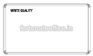 White Non Magnetic Writing Board