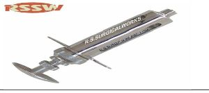 Metal Syringe