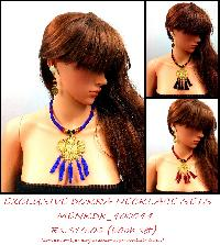 Dokra Necklaces essential part of their dressing and personality
