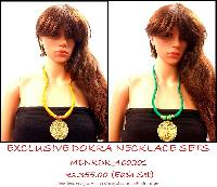 exotic dressing style Dokra Necklce