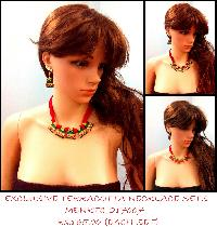 Terracotta Necklace A natural form of heritage Indian art jewelry