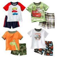 Kids Pant-Shirts