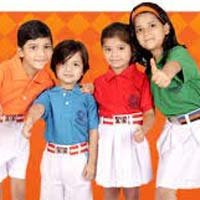 Kids School Dresses