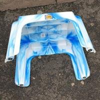 Short Plastic Stools