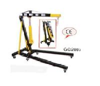 Zip Crane 2 Ton with Indian Stand