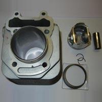 Bajaj Two Wheeler Cylinder Block Piston Kit