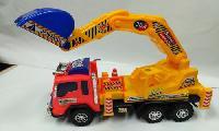 Supremo JCB Truck Toy