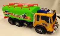 Supremo Oil Tanker Truck Toy