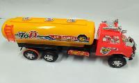 Top Oil Tanker Truck Toy