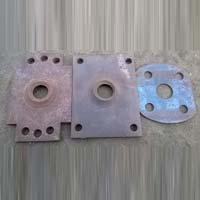 Volvo Spring Booster Plates
