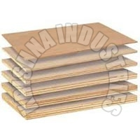 Commercial Plywood Sheets of 16 mm