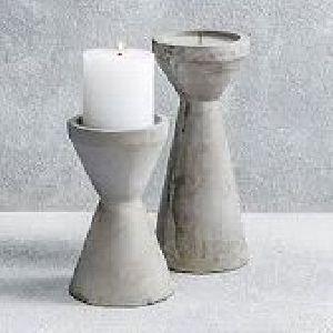 Concrete Candle 01