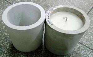 Concrete Candle 03