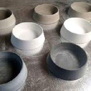 Concrete Dog Bowl 02