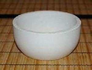 Concrete Dog Bowl 04