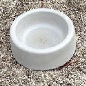 Concrete Dog Bowl 05