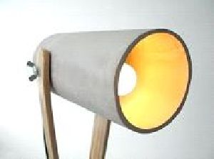 Concrete Lamp 04