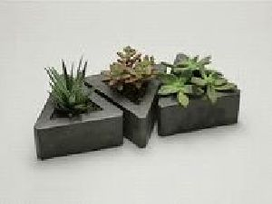 Concrete Planter 01