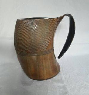 Drinking Horn Mug 01