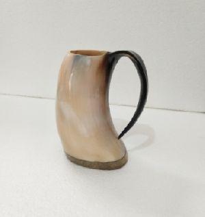 Drinking Horn Mug 02