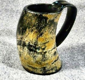 Drinking Horn Mug 04