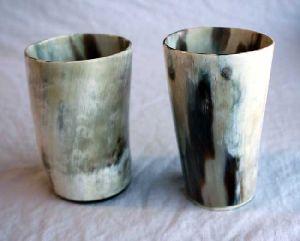 Drinking Horn Mug 06