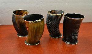 Drinking Horn Mug 07