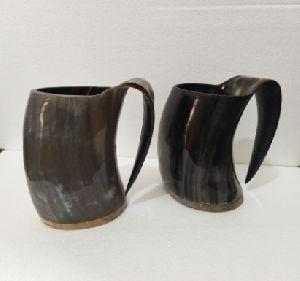 Drinking Horn Mug 09