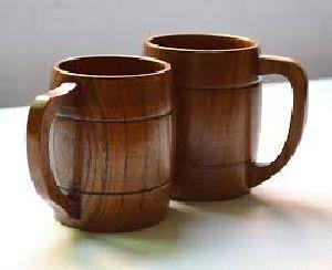 Wooden Mug 01