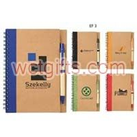 Eco Friendly Note Books
