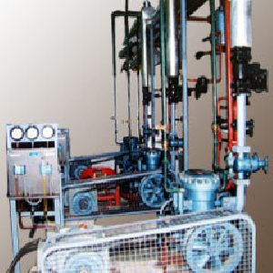 Ammonia Base Refrigeration Plant