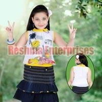 Girls Denim Skirts (D.No. : 706)