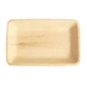 Areca Leaf Plates 6/10 Rectangle