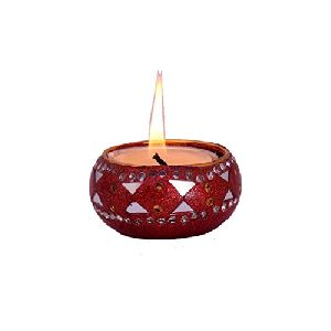 Lac Handicraft Tea Light Holders
