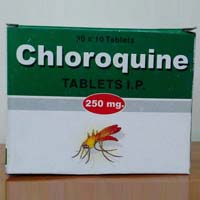 Chloroquine  250 Mg Tablets