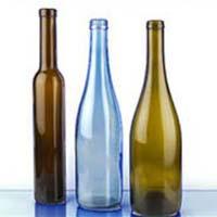 Glass Whisky Bottles