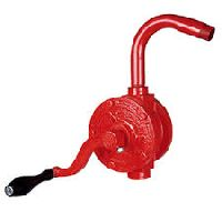 Rotary barrel Pump