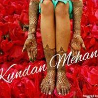 Bridal Mehandi Designing 02