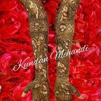 Bridal Mehandi Designing 07