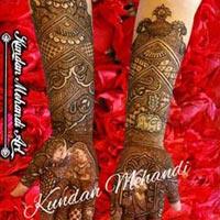 Bridal Mehandi Designing 09