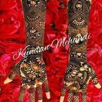 Bridal Mehandi Designing 18